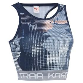 Ingvild Top Fitnesstop Kari Traa 468057700343 Grösse S Farbe marine Bild-Nr. 1