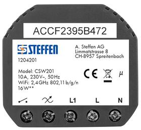 Smart Pilot Interrupteur radio Steffen 612147300000 Photo no. 1