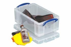 Ordnungsbox 5L Aufbewahrungsbox Really Useful Box 603632500000 Bild Nr. 1