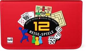 12 giochi di viaggio Giochi di società Carlit 744908200000 N. figura 1