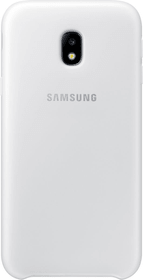 Dual Layer Cover blanc Coque Samsung 785300129406 Photo no. 1