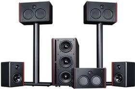 System 4 THX - 5.1 Set - B Haut-Parleur Home Cinema Teufel 785300137720 Photo no. 1