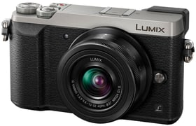 Lumix GX80 12-32mm Systemkamera silber