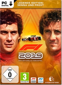 PC - F1 2019: Legends Edition Download (ESD) 785300145764 Bild Nr. 1