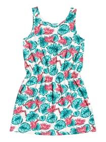 Mädchen-Strandkleid