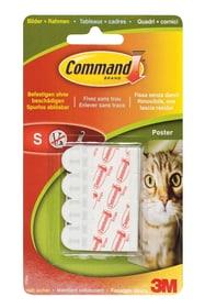 COMMAND Languettes adhésives pour poster 432003700800 Photo no. 1