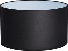 BLING 40 Lampenschirm 40cm 420192404020 Grösse H: 23.0 cm x D: 40.0 cm Farbe Schwarz Bild Nr. 1