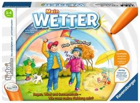 TipToi Regen,Wind,Sonne (DE) Lernspiel Ravensburger 748678590000 Bild Nr. 1