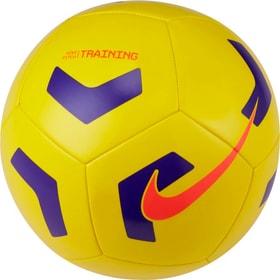 Pitch Training-Fußball Pallone da calcio Nike 461967900550 Taglie 5 Colore giallo N. figura 1