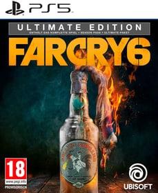PS5 - Far Cry 6 -- Ultimate Steelbook Edition Box 785300154856 N. figura 1