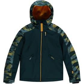 PB DIABASE JACKET Veste de snowboard pour garçon O'Neill 466810915265 Couleur petrol Taille 152 Photo no. 1
