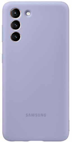 Silicone Cover Violet Hülle Samsung 785300157283 Bild Nr. 1