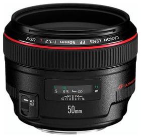 EF 50mm f / 1.2L USM Objektive Canon 785300145933 Bild Nr. 1