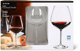 VINA Bourgogne Cucina & Tavola 701132400005 Dimensions H: 22.1 cm Couleur Transparent Photo no. 1