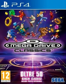 PS4 - SEGA Mega Drive Classics (I) Box 785300134848 Bild Nr. 1