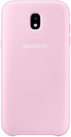 Dual Layer Cover pink Hülle Samsung 785300129405 Bild Nr. 1
