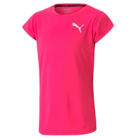 Active Tee G Maillot pour fille Puma 466995812829 Couleur magenta Taille 128 Photo no. 1