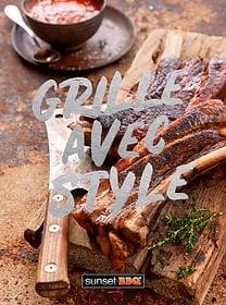 Livre de cuisine, français Sunset BBQ 753549300000 Photo no. 1