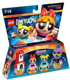 LEGO Dimensions Team Pack - Powerpuff Girls