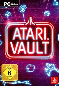 PC - Pyramide: Atari Vault (D) Box 785300131299 Bild Nr. 1