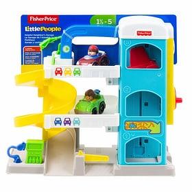 Little People Parkhaus Parkhaus Fisher-Price 748096200000 Bild Nr. 1