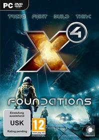 PC - X4:Foundations D Box 785300139657 Photo no. 1