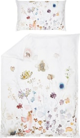 MEGAN Fourre de duvet en satin 451193212338 Dimensions L: 160.0 cm x H: 210.0 cm Couleur Rose Photo no. 1