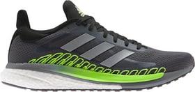 Solar Glide ST Herren-Runningschuh Adidas 465311946520 Grösse 46.5 Farbe schwarz Bild-Nr. 1