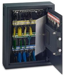 Armadio per chiavi VT-ST 100 E Armadio per chiavi Rieffel 614132300000 N. figura 1