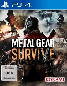 Metal Gear Survive [PS4] (I) Box 785300131158 Photo no. 1