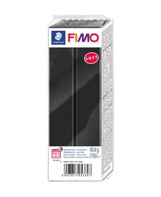 FIMO bloc grand, noires Fimo 666930400000 Photo no. 1