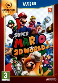 Wii U - Selects : Super Mario 3D World Box 785300121747 Bild Nr. 1