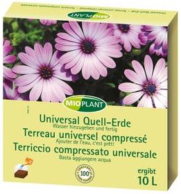 Universal Quell-Erde, 10 l Universalerde Mioplant 658015200000 Bild Nr. 1