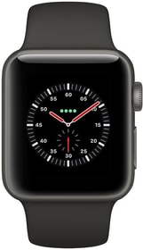 Watch Edition GPS/LTE 38mm gray/black