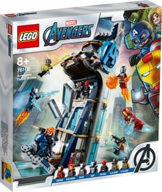 Marvel 76166 Avengers – Kräftemessen am Turm LEGO® 747367900000 Bild Nr. 1