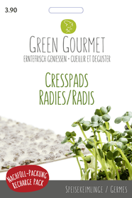 Cresspad Radiescress Sprossen & Keimlinge Do it + Garden 286920800000 Bild Nr. 1
