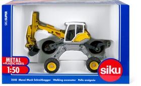 Pelle araignée Menzi Muck Maquettes de voiture Siku 746204700000 Photo no. 1