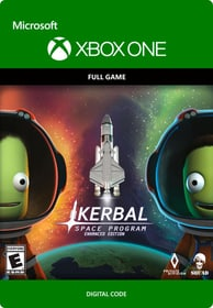 Xbox One - Kerbal Space Program Enhanced Edition Download (ESD) 785300135562 Bild Nr. 1