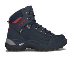 Renegade GTX Mid Chaussures de randonnée pour femme Lowa 473329443540 Taille 43.5 Couleur bleu Photo no. 1