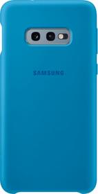 Silicone Cover Blue Hülle Samsung 785300142432 Bild Nr. 1