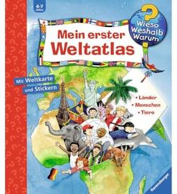 Il mio primo atlante mondiale Saggistica per bambini 785300159246 N. figura 1
