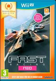 Wii U - FAST Racing NEO eShop Selects