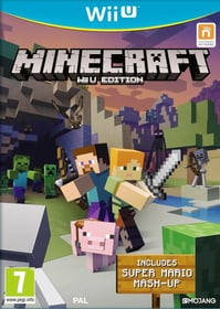 Wii U - Minecraft Editinkl. Super Mario Mash-Up Box 785300121170 Photo no. 1