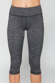 Leggings 3/4 Leggings de fitness Perform 468029303680 Taille 36 Couleur gris Photo no. 1