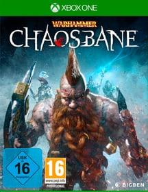 Xbox One - Warhammer Chaosbane D/F Box 785300142238 Photo no. 1