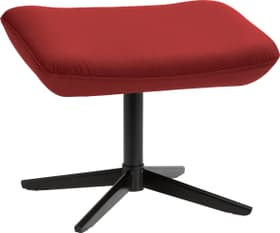 ARNOLD Poggiapiedi 402452508030 Dimensioni L: 55.0 cm x P: 37.0 cm x A: 43.0 cm Colore Rosso N. figura 1