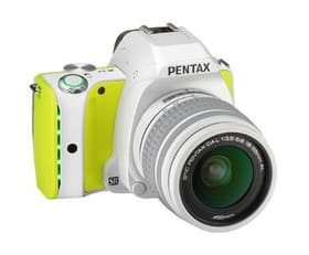 PENTAX K-S1 Sweets Kit Lime pie DA L 18- Pentax 95110029625115 Bild Nr. 1
