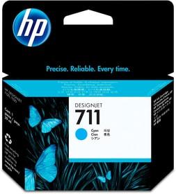 711 CZ130A cyan Cartuccia d'inchiostro HP 795841300000 N. figura 1