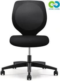 Bürostuhl CHAIR2GO 353 353-3018-C2G schwarz, mit Armlehne Bürostuhl Giroflex 785300158567 Bild Nr. 1