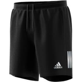 Own The Run Short pour homme Adidas 470429100320 Taille S Couleur noir Photo no. 1